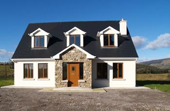 Free home plans dormer bungalow plans for Dormer bungalow house plans ireland